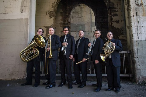 The Dallas Brass