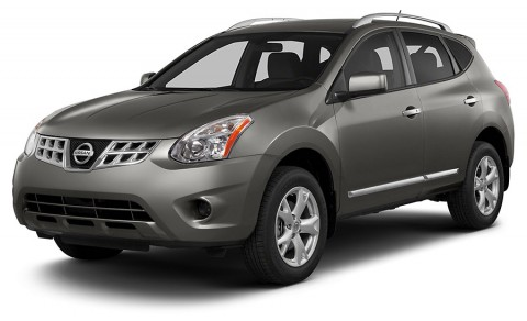 2013 Nissan Rogue is one of the model years being recalled by Nissan.