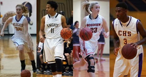 2015 District 10-AAA Basketball Tournament continues Monday, February 23rd.