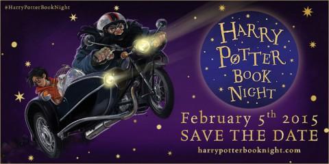 2015 Harry Potter Worldwide Book Night Celebration