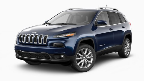 Certain model year 2014-2015 Jeep Cherokees to be recalled by Chrysler due to possible unintended air bag deployment.