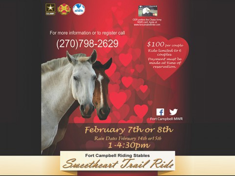 2015 Sweetheart Trail Ride