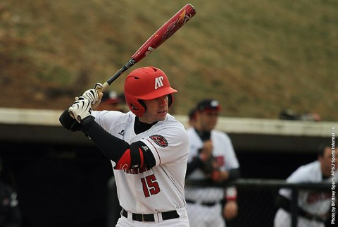 Austin Peay Men's Baseball. (APSU Sports Information)
