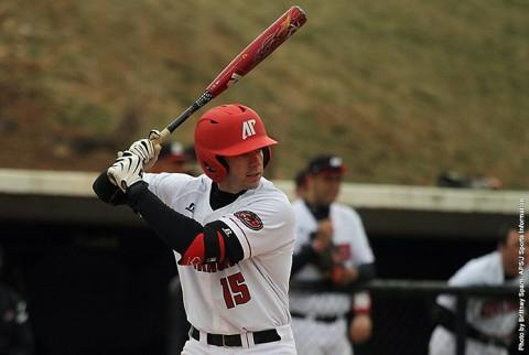 Austin Peay Men's Baseball loses to Samford Friday. (APSU Sports Information)