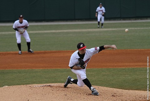 Austin Peay Baseball loses Saturay to Samform. (APSU Sports Information)