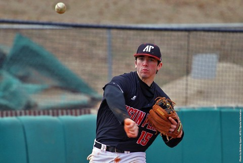 Austin Peay Baseball set for three game match against Western Michigan in Clarksville this weekend. (APSU Sports Information)