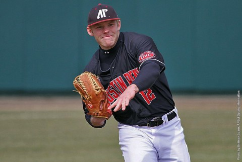 Austin Peay Baseball loses two Saturday to Western Michigan. (APSU Sports Information)