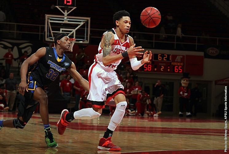Austin Peay State University Governors Basketball falls to ...