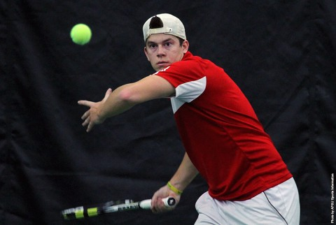 Austin Peay Mens Tennis plays pair of home games this weekend. (APSU Sports Information)