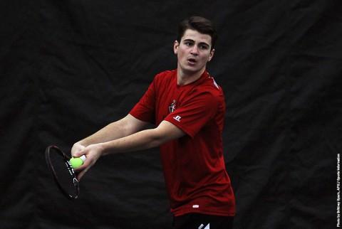 Austin Peay Men's Tennis beats Southern Illinois 5-2. (APSU Sports Information)