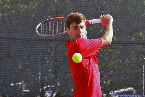 Austin Peay Men's Tennis match Friday against Southern Indiana postponed due to weather. (APSU Sports Information)