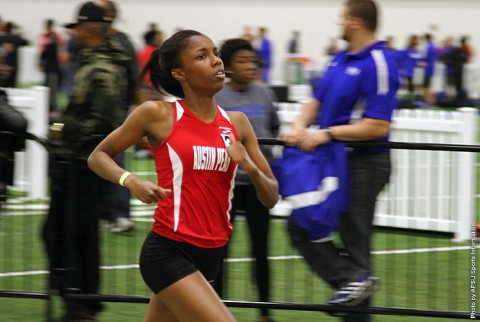 Austin Peay Lady Govs Track and Field at Buckeye Tune-Up this weekend. (APSU Sports Information)