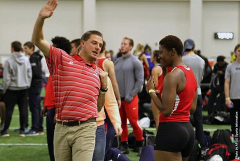 Austin Peay Track and Field competes in OVC Indoor Championships this weekend. (APSU Sports Information)