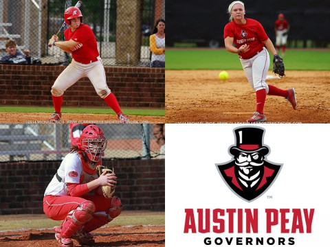 Austin Peay Softball home opener against Miami (Ohio) changed to Friday. (APSU Sports Information)