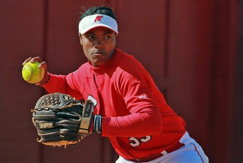 Austin Peay Softball comes up short Sunday against Middle Tennessee, 8-5. (APSU Sports Information)