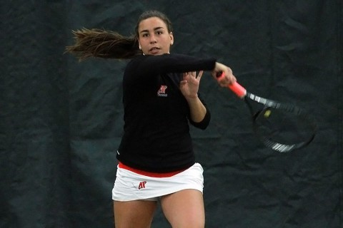 Austin Peay Women's Tennis loses 7-0 to East Tennessee Sunday. (APSU Sports Information)