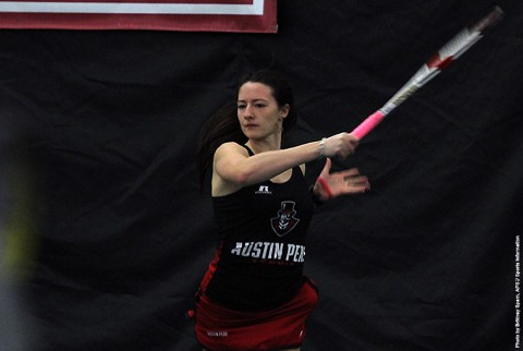Austin Peay Lady Govs Tennis. (APSU Sports Information)