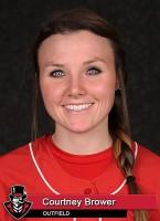 APSU's Courtney Brower