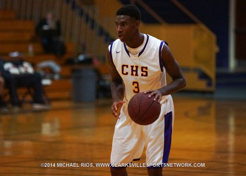 Clarksville High Boy's Basketball beats Northwest 55-39.