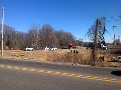 Clarksville Police issue update on Fatality Accident on Old Farmers Road at the intersection of Highway 76 and Old Farmers Road.