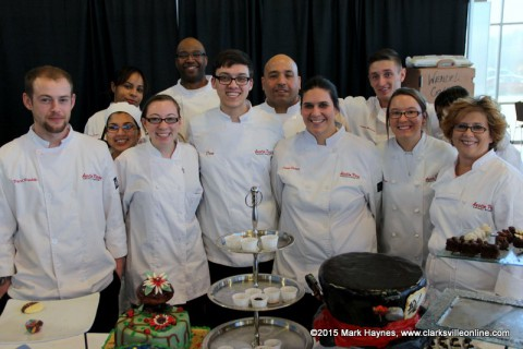 Austin Peay State University Culinary Students
