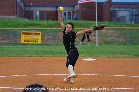 Clarksville Girls Softball Association softball sign-up/tryouts.