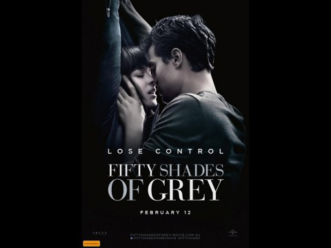 Fifty Shades of Grey opens at theaters Valentine's Day weekend.