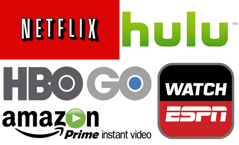 46 percent of streaming media accountholders share their login