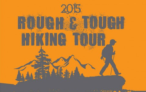 Fort Campbell Outdoor Recreation's 2015 Rough and Tough Hiking Tour.