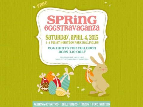 2015 Spring Eggstravaganza