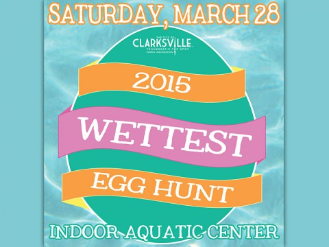 2015 Wettest Egg Hunt