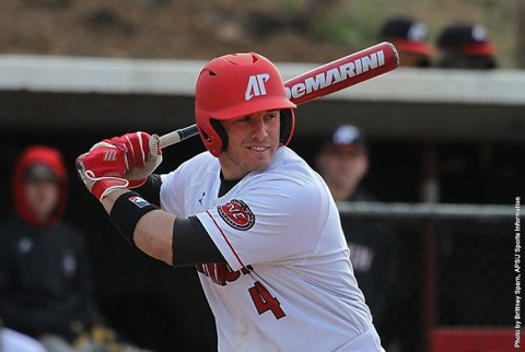 Austin Peay Baseball schedule changes again due to weather. (APSU Sports Information)
