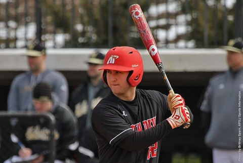 Austin Peay Baseball has OVC opening games moved to Clarksville due to weather. (APSU Sports Information)