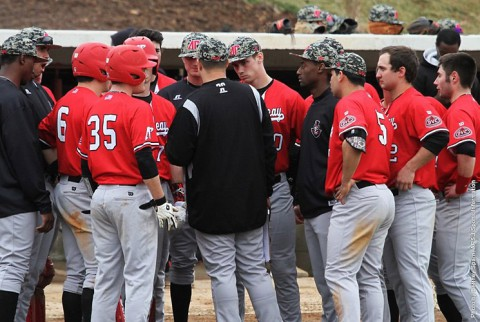 Austin Peay Baseball to play Wednesday match against UT Martin. (APSU Sports Information)