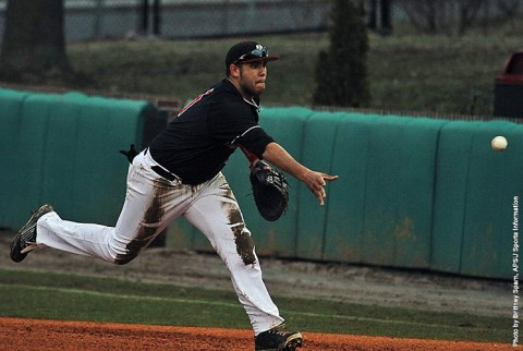 Austin Peay Baseball beats UT Martin 5-2 at Raymond C Hand Park Wednesday. (APSU Sports Information)