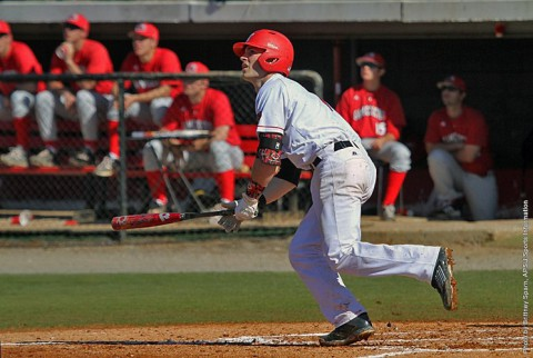 Austin Peay Baseball gets 10-8 win over Jacksonville State Sunday at Raymond C. Hand Park. (APSU Sports Information)