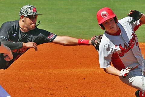 Austin Peay drops home game to Jacksonville State 12-5, Monday. (APSU Sports Information)