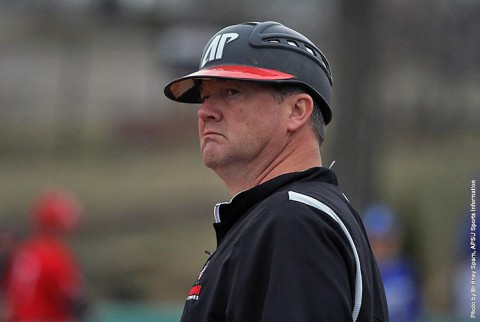 Austin Peay Baseball head coach Gary McClure. (APSU Sports Information)