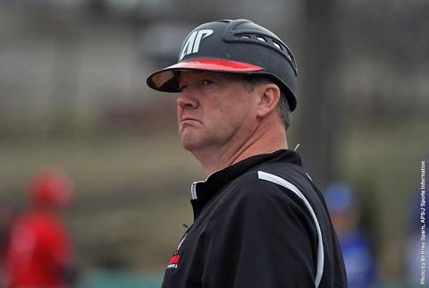 Austin Peay Baseball head coach Gary McClure. (APSU Sports Information)