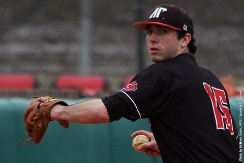 Austin Peay Baseball rolled at Southern Illinois Wednesday. (APSU Sports Information)