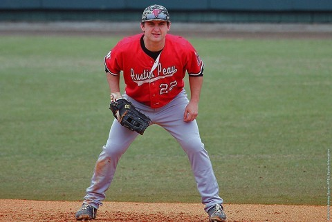 Austin Peay Baseball plays three-game series against Tennessee Tech at home this weekend. (APSU Sports Information)