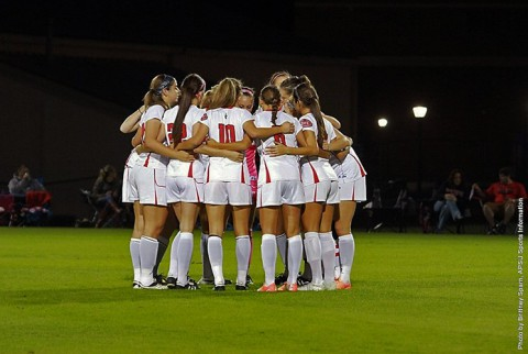 Austin Peay Soccer has four events planned for Spring. (APSU Sports Information)