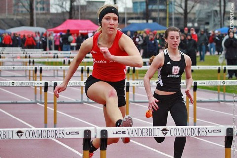 Austin Peay Track and Field starts outdoor season in Georgia. (APSU Sports Information)
