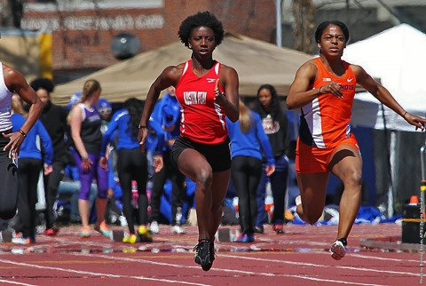 Austin Peay Track and Field come up big at Vanderbilt. (APSU Sports Information)