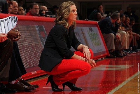 Austin Peay does not renew Lady Govs Basketball Coach Carrie Daniels contract. (APSU Sports Information)