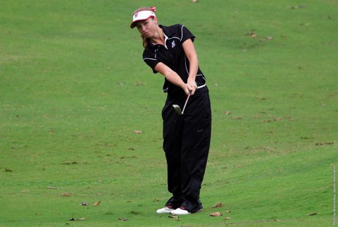 Austin Peay's Jessica Cathey led Lady Govs Golf with a final round 77 at Ocala. (APSU Sports Information)
