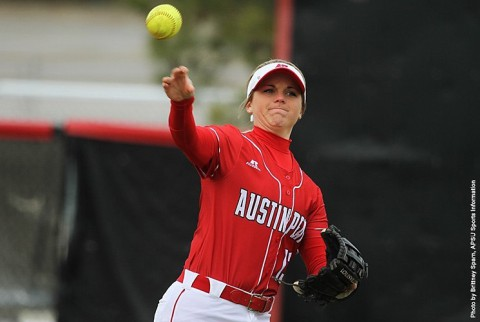 Austin Peay Softball at Owl Invitational this weekend. (APSU Sports Information)