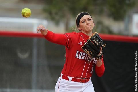 Austin Peay Softball drops both games at Owl Invitational Saturday. (APSU Sports Information)