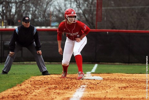 Austin Peay Softball begins OVC Season with win over Eastern Illinois. (APSU Sports Information)