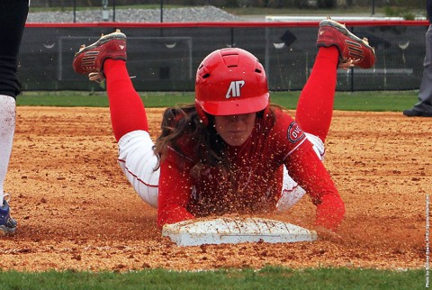 Austin Peay Softball plays two doubleheaders this weekend. (APSU Sports Information)